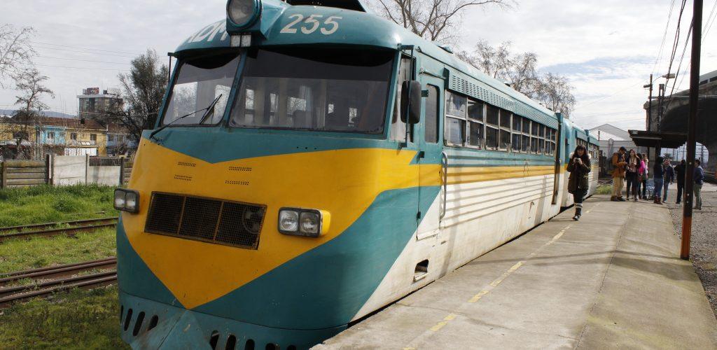 Tren Turístico Ramal Talca – González Bastías