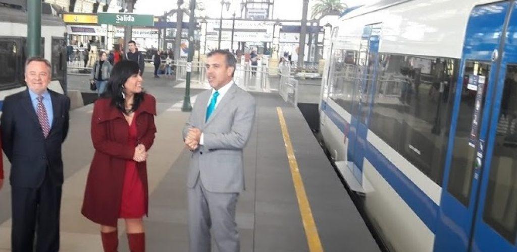 Disminución de intervalos en servicio MetroTren Nos