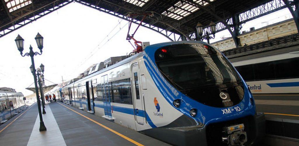 Tren Central habilitará plan especial por debut de Chile en Copa América