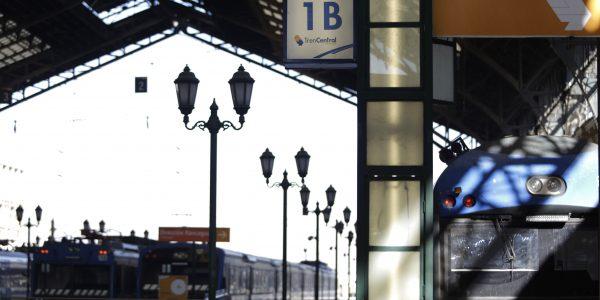 Nuevo convenio de Tren Central y Caja Los Héroes.