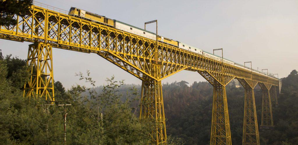 ¡Vuelve el Tren Temuco, lleno del ambiente dieciochero!