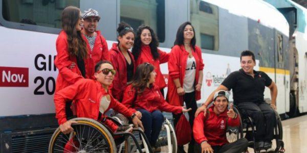"""Con """"Un viaje que nos conecta al corazón"""", Tren Central se sumará a las actividades de la Teletón 2018"""