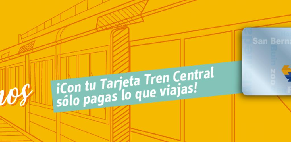 Tren Central habilitó nuevo servicio para conocer online saldo de tarjetas de usuarios de Metrotren Rancagua