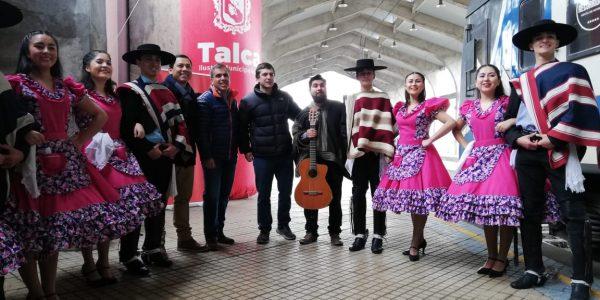 """Nuevo servicio """"Sabores del Maule"""" se sumará a la oferta turística de Tren Central"""