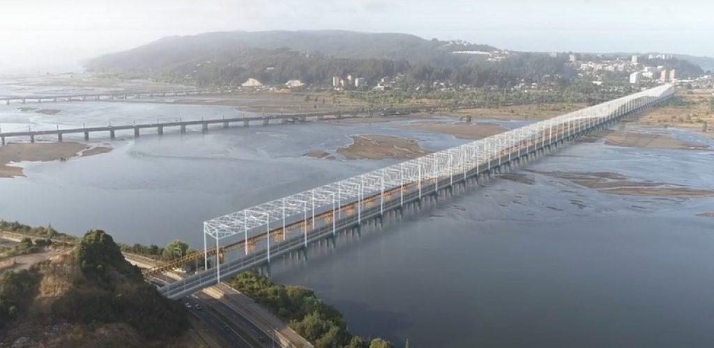 Nuevo puente Bío Bío