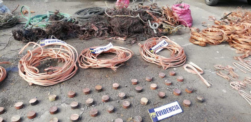 Plan contra robo de cables de Tren Central logra primera condena penal
