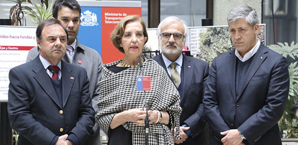 Tren Central se sumó a plan especial de transporte público en Fiestas Patrias