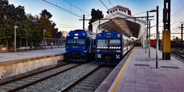Metrotren Rancagua aplicará medidas de seguridad por mantenimiento de vías