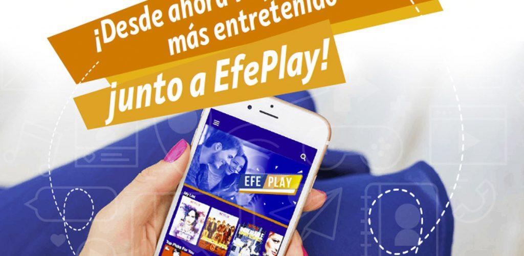 MTT y EFE lanzan plataforma de entretenimiento a bordo en trenes a Rancagua y Chillán