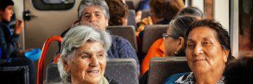 Aumenta satisfacción de usuarios de trenes en todos los servicios de Grupo EFE