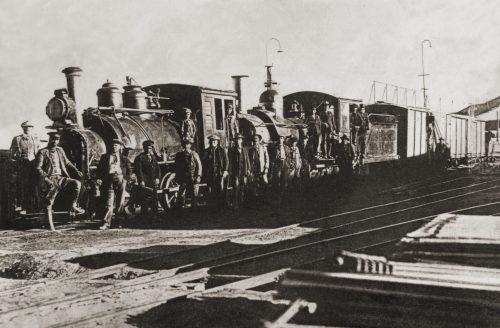 Ferrocarril.