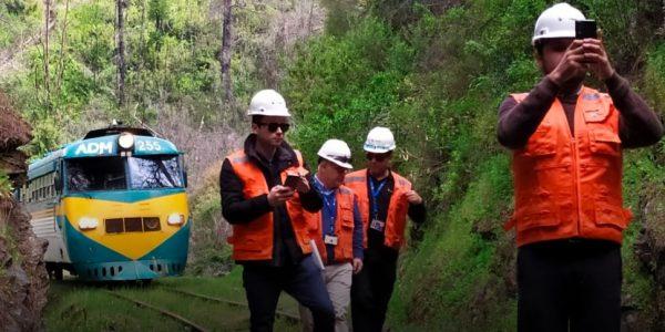 EFE inicia licitación para renovar vía del ramal Talca – Constitución