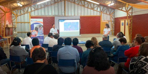 Iniciamos Participación Ciudadana Temprana del Proyecto Extensión Quillota-Calera