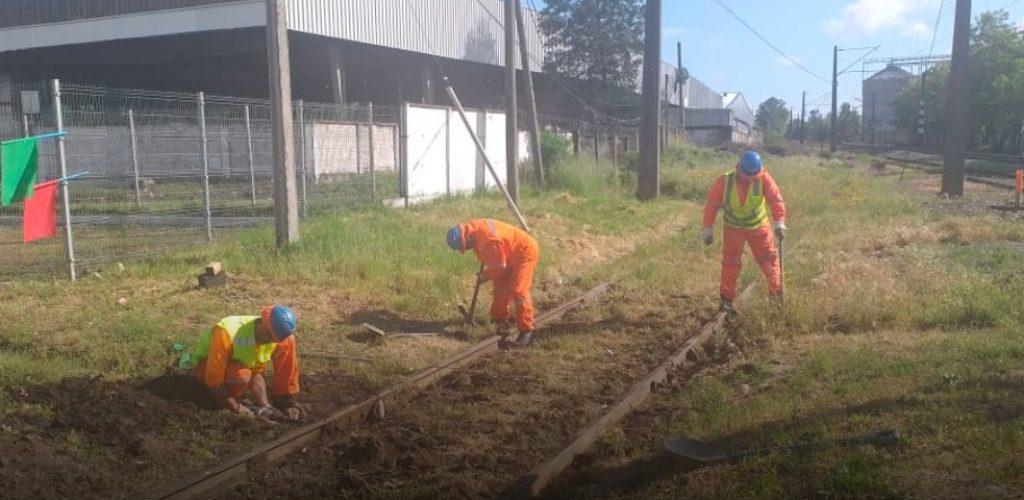 EFE inició obras de mejoramiento de Cruce Lantaño
