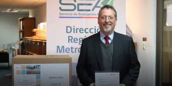 EFE avanza en proyecto Santiago – Batuco con la entrega de adenda al Servicio de Evaluación Ambiental