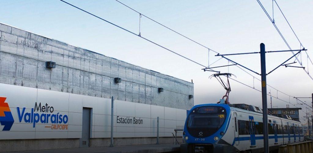 Con motivo de la contingencia sanitaria, Metro Valparaíso ha adaptado sus horarios de funcionamiento al toque de queda