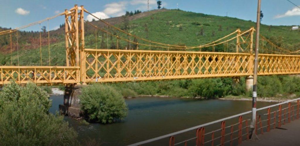 EFE inicia obras de reconstrucción del puente Cautín