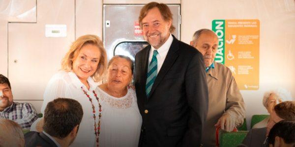 """Ministerio de Transportes y Ferrocarriles presentan """"Miércoles dorados"""": el primer programa de descuentos exclusivo para agrupaciones de adultos mayores"""