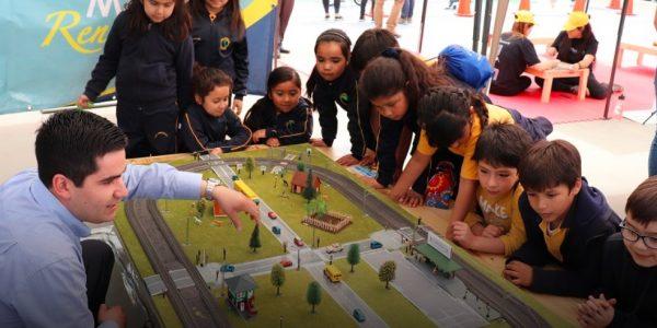 EFE lanza Campaña interactiva de seguridad ferroviaria