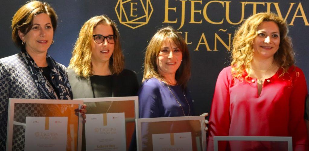 Gerente General de EFE recibe doble reconocimiento en Premiación Ejecutiva del Año 2018