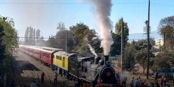 EFE celebrará el Día del Patrimonio Cultural festejando los siete años del Tren del Recuerdo