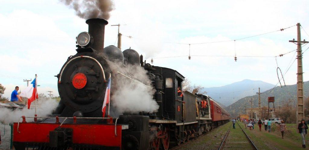 Autoridades dieron inicio a la temporada de invierno de turismo ferroviario