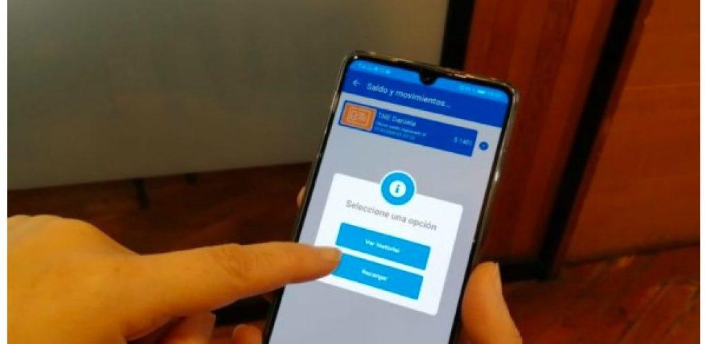 Metro Valparaíso lanza carga on line para la Tarjeta Nacional Estudiantil (TNE