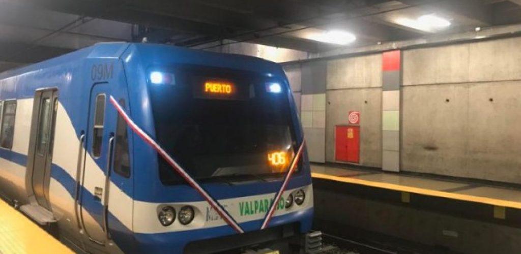 Metro Valparaíso informa sobre sus servicios en Fiestas Patrias