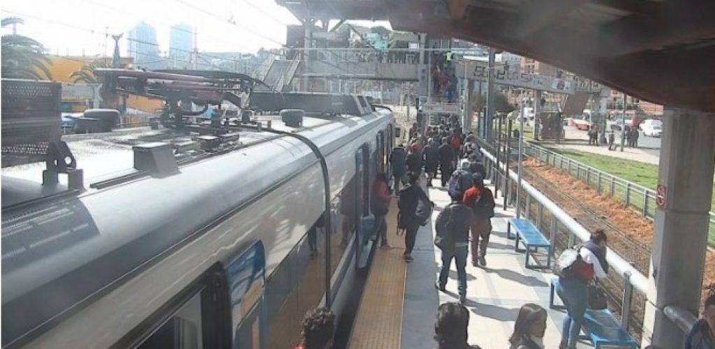 Activa participación de Metro Valparaíso en simulacro de sismo y tsunami dispuesto por Onemi
