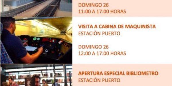 Estación Puerto se prepara para el Día del Patrimonio con actividades para toda la familia