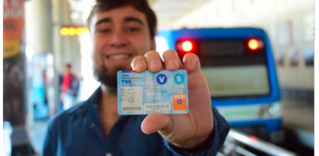 Estudiantes pueden usar su TNE en Metro Valparaíso