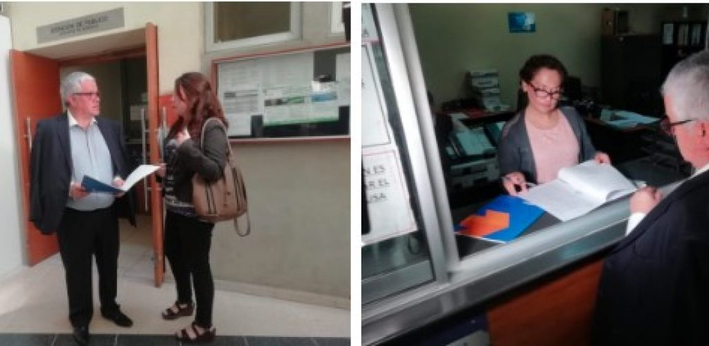Metro Valparaíso presenta querella contra responsables de robo y daños en sus instalaciones