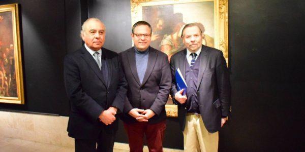 Museo Baburizza y Metro Valparaíso firman convenio de colaboración para la promoción del arte y la cultura