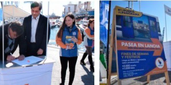 Pasajeros de Metro tendrán descuento exclusivo en los tradicionales paseos en lancha