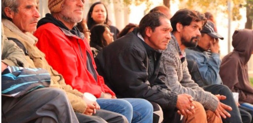 Villa Alemana, Metro y Adra generan alianza para otorgar inédita ayuda humanitaria a personas en situación de calle