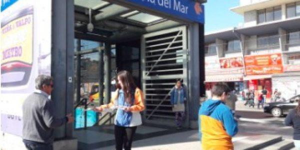 """Metro Valparaíso lanza tarifas especiales con plan """"De Viña A Valpo Te Conviene El Metro"""""""