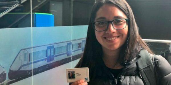 Metro Valparaíso celebró sus 100 mil seguidores en Twitter regalando viaje
