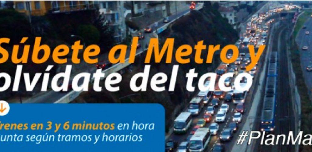 Positivo balance de Súper Lunes 2018 en MetroValparaíso