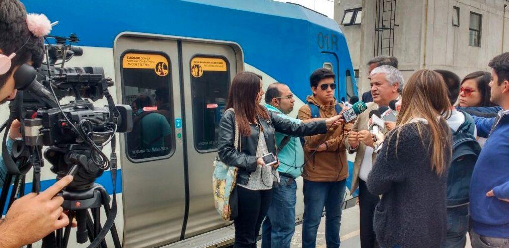 Metro Valparaíso presenta medidas ante aumento de demanda