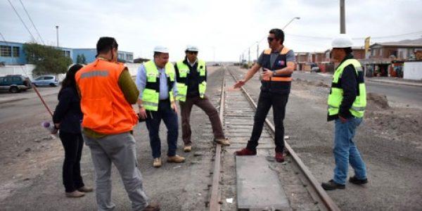 FCALP participa en evaluación de vías de evacuación en la ciudad