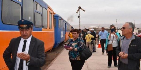 Maestranza Chinchorro abrió sus puertas para celebrar el día del patrimonio