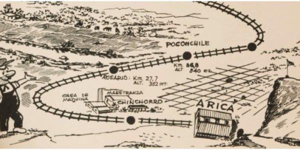Nuevas tarifas para el Tren Arica a Poconchile