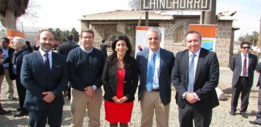 Grupo EFE Y Gobierno Regional de Arica y Parinacota firman convenio de cooperación para futuro centro cívico