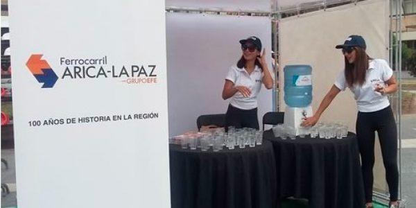 FCALP participa en corrida de los 40 años de La Estrella de Arica