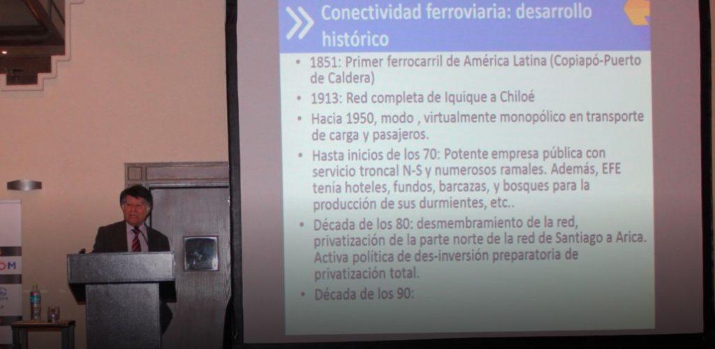 Grupo EFE participa en el Congreso Rail LatAm 2017