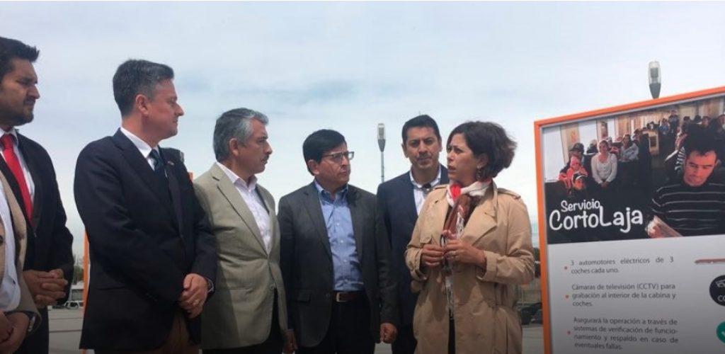 EFE anunció licitación para la compra de 16 trenes que operarán en el sur del país