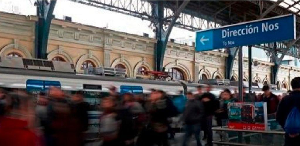 Plan de ferrocarriles hasta 2019 incluye la compra de 16 trenes y la reparación de 12 puentes críticos (Fuente: El Mercurio)
