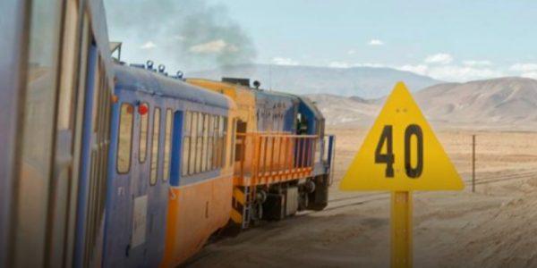 Ferrocarril Arica – La Paz realizó su primer servicio turístico a Central