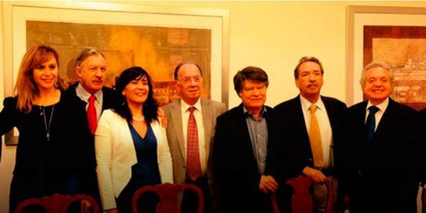 Presidente de EFE se reúne con parlamentarios de la bancada ferroviaria