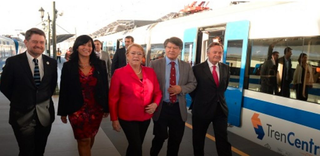 Ferrocarriles inicia puesta en marcha progresiva del Metrotren Nos
